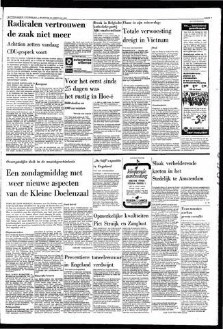 Rotterdamsch Nieuwsblad / Schiedamsche Courant / Rotterdams Dagblad / Waterweg / Algemeen Dagblad 1968-02-26
