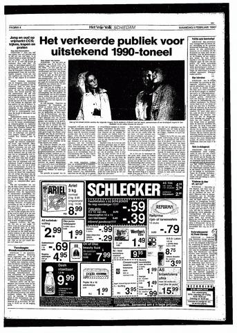 Het Vrije volk 1990-02-05