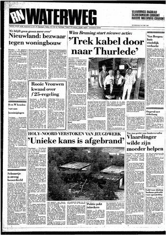 Rotterdamsch Nieuwsblad / Schiedamsche Courant / Rotterdams Dagblad / Waterweg / Algemeen Dagblad 1987-06-24