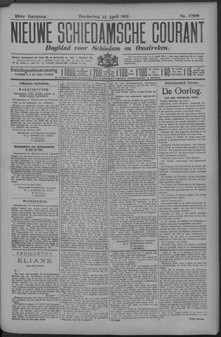 Nieuwe Schiedamsche Courant 1917-04-12