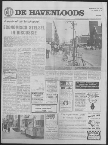 De Havenloods 1973-04-19