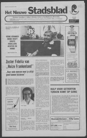 Het Nieuwe Stadsblad 1976-08-13