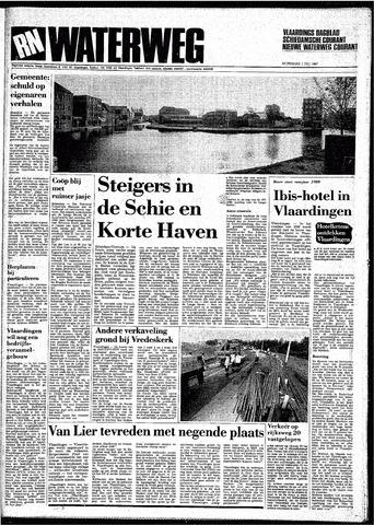 Rotterdamsch Nieuwsblad / Schiedamsche Courant / Rotterdams Dagblad / Waterweg / Algemeen Dagblad 1987-07-01