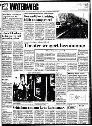 Rotterdamsch Nieuwsblad / Schiedamsche Courant / Rotterdams Dagblad / Waterweg / Algemeen Dagblad 1991-02-06