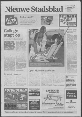 Het Nieuwe Stadsblad 2011-09-07