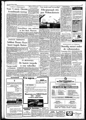 Rotterdamsch Parool / De Schiedammer 1962-02-03