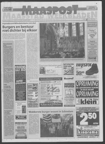 Maaspost / Maasstad / Maasstad Pers 1998-02-11