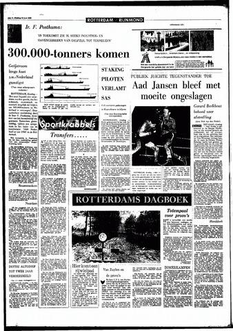 Rotterdamsch Parool / De Schiedammer 1966-06-14