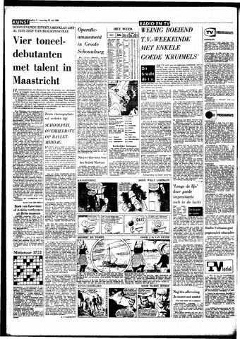 Rotterdamsch Parool / De Schiedammer 1968-05-27