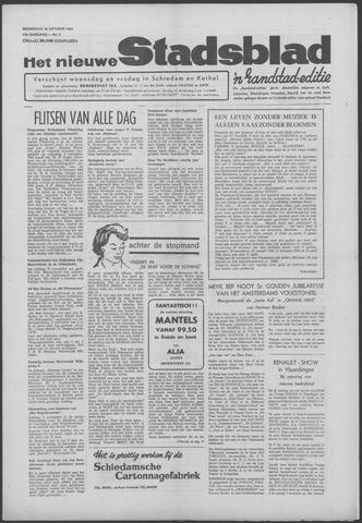 Het Nieuwe Stadsblad 1963-10-30