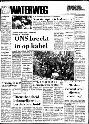 Rotterdamsch Nieuwsblad / Schiedamsche Courant / Rotterdams Dagblad / Waterweg / Algemeen Dagblad 1983-01-04