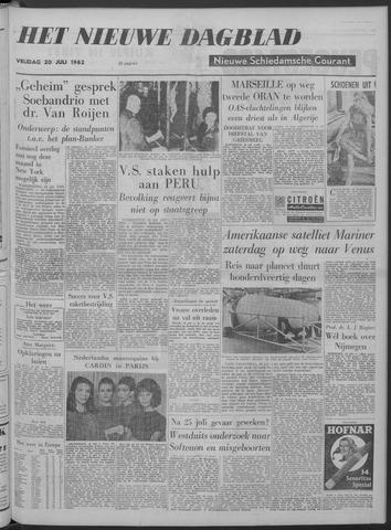 Nieuwe Schiedamsche Courant 1962-07-20