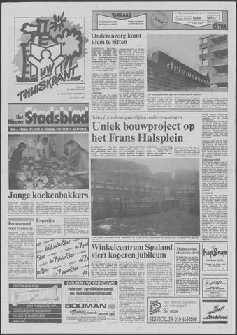 Het Nieuwe Stadsblad 1991-02-22