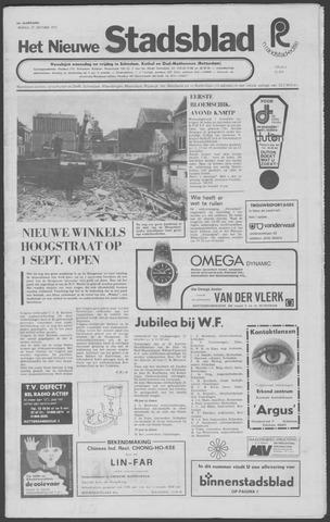 Het Nieuwe Stadsblad 1972-10-27