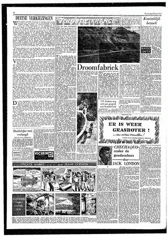 Rotterdamsch Parool / De Schiedammer 1957-05-22