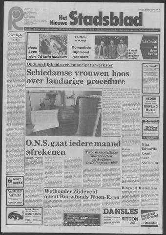 Het Nieuwe Stadsblad 1982-08-27