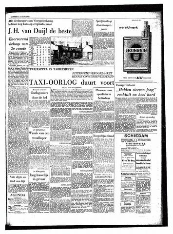 Rotterdamsch Parool / De Schiedammer 1963-06-22