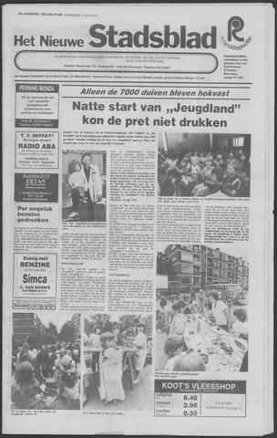 Het Nieuwe Stadsblad 1979-07-11