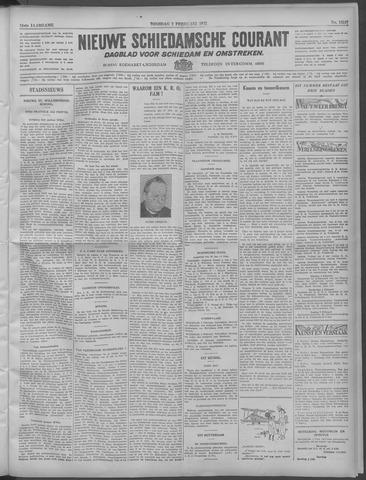 Nieuwe Schiedamsche Courant 1932-02-02