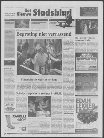 Het Nieuwe Stadsblad 2004-11-17