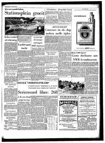 Rotterdamsch Parool / De Schiedammer 1963-06-19
