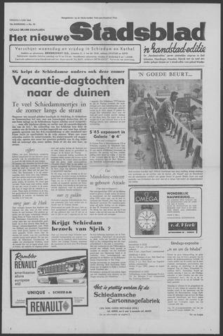 Het Nieuwe Stadsblad 1964-06-05