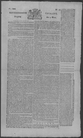 Rotterdamse Courant 1802-03-09