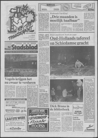 Het Nieuwe Stadsblad 1991-02-08