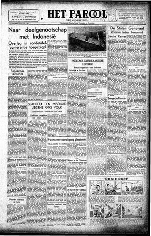 Rotterdamsch Parool / De Schiedammer 1945-11-08