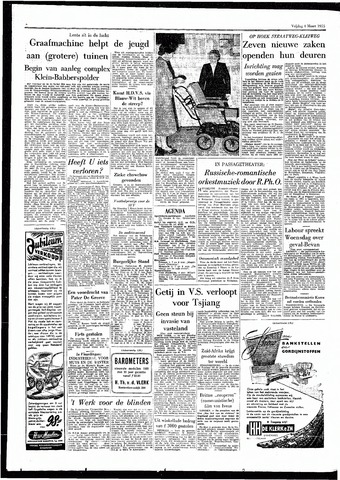 Rotterdamsch Parool / De Schiedammer 1955-03-04