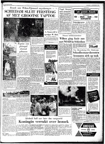 Trouw / De Rotterdammer 1962-09-14