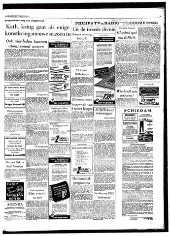 Rotterdamsch Parool / De Schiedammer 1963-09-20