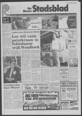 Het Nieuwe Stadsblad 1984-08-31
