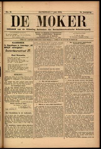 De Moker 1906-07-07