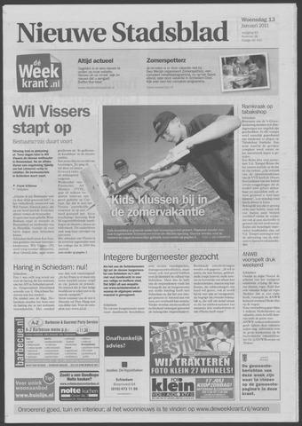 Het Nieuwe Stadsblad 2011-07-13