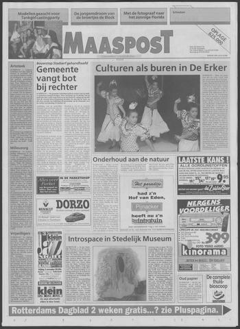 Maaspost / Maasstad / Maasstad Pers 1995-10-25