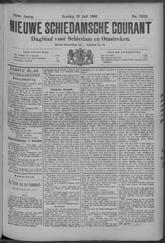 Nieuwe Schiedamsche Courant 1901-07-21
