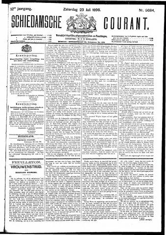 Schiedamsche Courant 1898-07-23