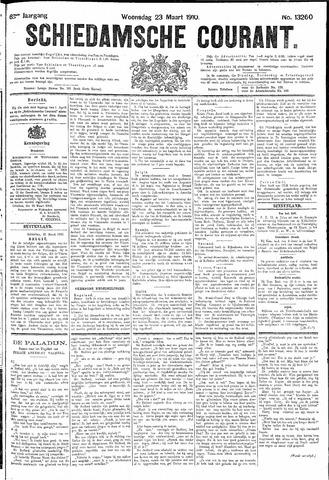Schiedamsche Courant 1910-03-23