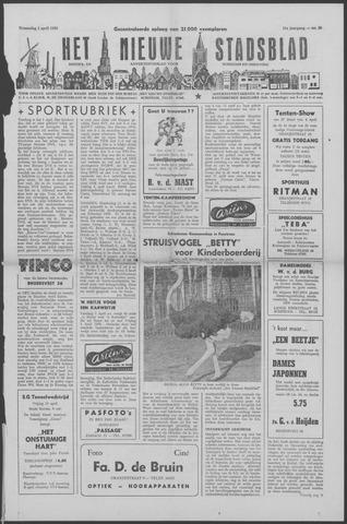 Het Nieuwe Stadsblad 1959-04-01