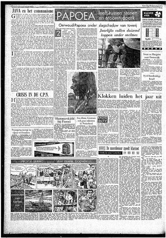 Rotterdamsch Parool / De Schiedammer 1957-12-28