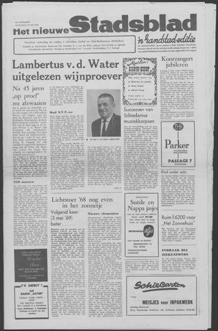 Het Nieuwe Stadsblad 1968-05-29