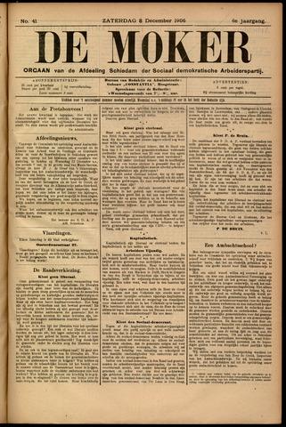 De Moker 1906-12-08