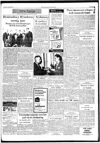 Rotterdamsch Nieuwsblad / Schiedamsche Courant / Rotterdams Dagblad / Waterweg / Algemeen Dagblad 1959-06-12