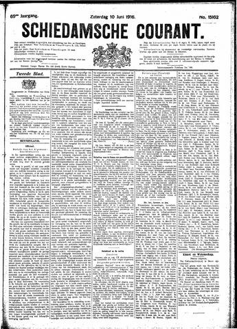 Schiedamsche Courant 1916-06-10