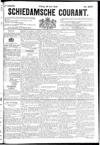 Schiedamsche Courant 1908-06-26