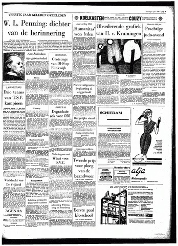 Rotterdamsch Parool / De Schiedammer 1964-06-02