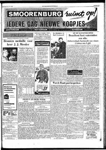 Rotterdamsch Nieuwsblad / Schiedamsche Courant / Rotterdams Dagblad / Waterweg / Algemeen Dagblad 1959-07-24