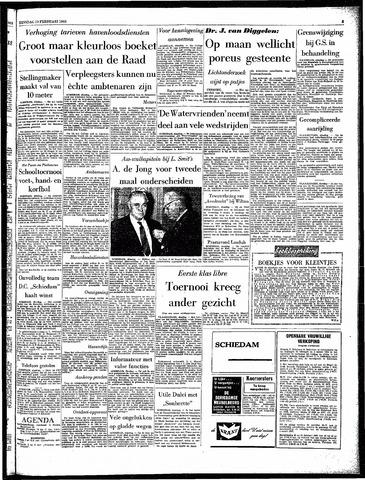 Rotterdamsch Parool / De Schiedammer 1963-02-19