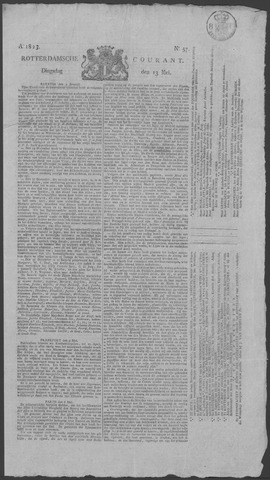 Rotterdamse Courant 1823-05-13